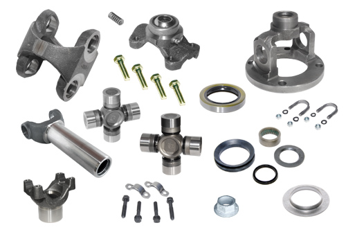 denny's has everything you will need to repair or rebuild your 4x4 chevy or gmc  driveshaft