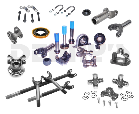 Denny's Driveshafts and Driveline Parts....CLICK HERE