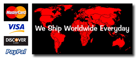 We ship worldwide daily at Denny's Driveshafts!