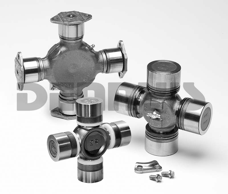 Dana Spicer universal joints at Denny's Driveshafts