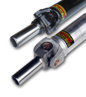 CLICK HERE For MORE INFO about STREET ROD DRIVESHAFTS