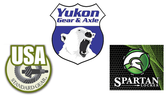 Denny's Driveshafts is a factory authorized full line distributor of Yukon Gear and Axle driveline parts
