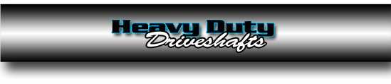 Heavy Duty Driveshafts