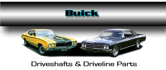BUICK - ALL MODELS