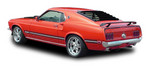 Mustang 1964-2004 Driveshafts and Driveline Parts