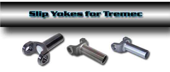 Denny's Driveshafts Tremec Transmission slip yokes for 28