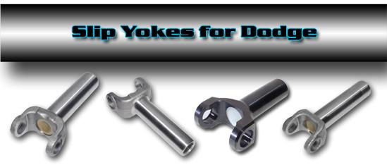 Denny's Driveshaft Slip yoke for Dodge Mopar 727 904 automatic and