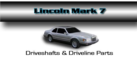 Lincoln Mark 7