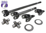 AXLE KIT - CHROMOLY 4X4 FRONT