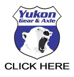 Yukon Gear and Axle Parts