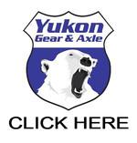 Yukon Gear and Axle Parts