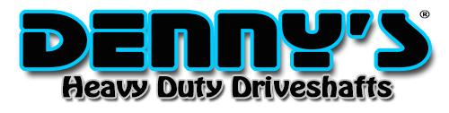 Heavy Duty Driveshafts