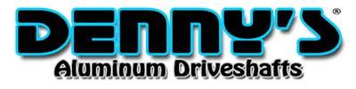 Aluminum 6061-T6 Driveshafts