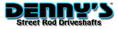 Street Rod Driveshafts