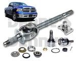 4x4 FRONT AXLES and FRONT END PARTS