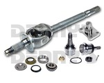 AXLES and FRONT END Parts 4X4