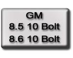 GM 8.5 in. - 8.6 in. 10 Bolt