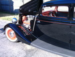1934 Ford owned by Steve Rushfor...