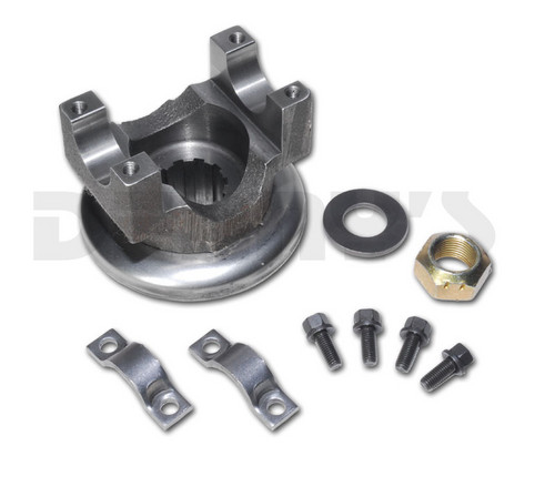 9052000 Pinion Yoke 7260 series fits 8.75 Dodge with 10 spline pinion OE cast replacement for 8 3/4 inch