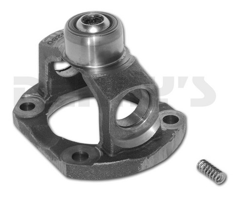NEAPCO N3-83-3281X Double Cardan CV Flange Yoke 1350 Series fits Chevy, GMC, Dodge transfer case with 3.125 pilot
