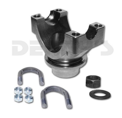 1350 Series CHROMOLY PINION YOKE for Chevy and GM 8.5 inch 10 Bolt 30 spline