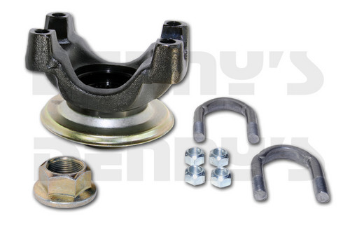 9877740 Pinion Yoke 1350 Series Forged U-Bolt style fits 1985 to 1992 FORD F250, F350 Super Duty 10.25 inch Sterling rear ends
