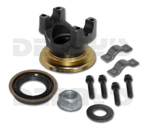 PINION YOKE 1350 Series fits GM Corporate 10.5 inch 14 Bolt Full Floater rear ends 1973 to 2001