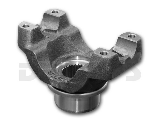 Dana Spicer 3-4-5711-1X Pinion Yoke 1410 series FORD with Dana 60 and 70 with 29 spline pinion Strap & Bolt Style