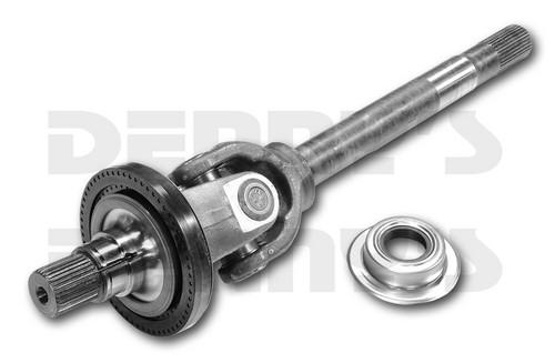 Dana Spicer 10013781 Left Side Axle Assembly 2005 to 2015 Ford F-250, F-350 Super Duty with Dana Super 60 front replaces 2013564-2 and 2022234-2