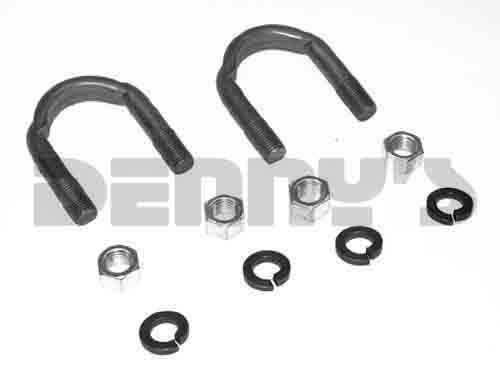 Dana Spicer 3-94-18X 1350 Series U-Bolts for Ford 9 inch