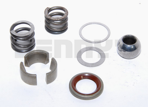 NEAPCO 2-9302 CV Ball Socket Repair Kit fits 1974 and newer DODGE 4X4 front Double Cardan 3R series driveshaft