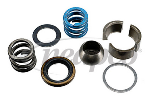 NEAPCO 2-9301 fits 1971 to 1972 Buick, 1968 to 1972 Cadillac, 1971 to 1972 Chevrolet and 1968 to 1971 Ford Thunderbird 3R Series Double Cardan CV Ball Socket Repair Kit