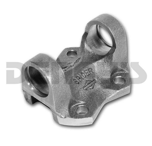 Dana Spicer 2-2-349 Flange Yoke Replacement for old Dodge Detroit Pot Body Style Ball and Trunion Driveshafts 1310 series 3.625 pilot diameter