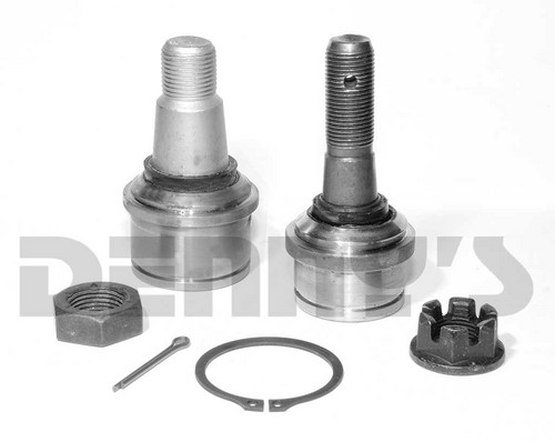 Dana Spicer 700238-2X BALL JOINT SET for 1992 to 2011 FORD F250, F350, F-450, F-550 with DANA 60 with leaf springs and 1999 to 2001 FORD F250, F350 with DANA  50