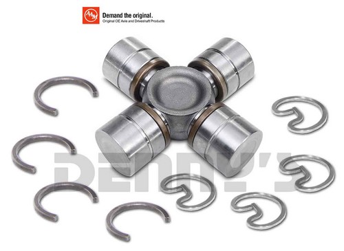 AAM 74081485 Universal Joint 1485 series fits 2003 to 2009 DODGE RAM 2500/3500 with 9.25 Front Axles