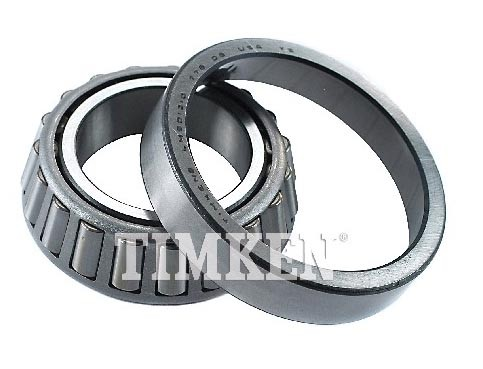 TIMKEN Bearings SET 45 - Front OUTER WHEEL BEARING Fits 1977 TO 1987 1/2 TON K5, K-10, K-15 with 8.5 inch 10 Bolt FRONT AXLE