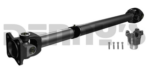 Dana Spicer 10020345 Double Cardan CV Front Driveshaft 1310 series fits 2007 to 2018 Jeep Wrangler JK comes with Transfer Case Yoke fits 2 to 4 inch lift - FREE SHIPPING
