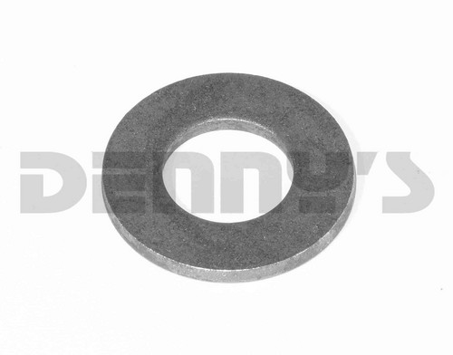 Dodge 8.75 inch rear end WASHER for pinion nut for 10 Spline pinion gear