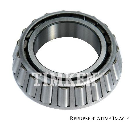 TIMKEN Bearings 368A Front INNER WHEEL BEARING CONE Fits 1976 to 1977 FORD F-250 DANA 60 FRONT AXLE