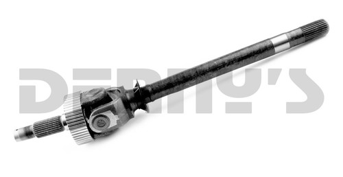 Dana Spicer 75815-1X LEFT SIDE Axle Assembly fits DANA 30 Disconnect Front 1993 to 1996 Jeep WRANGLER YJ  with ABS replaces old number 75525-1X axle - FREE SHIPPING