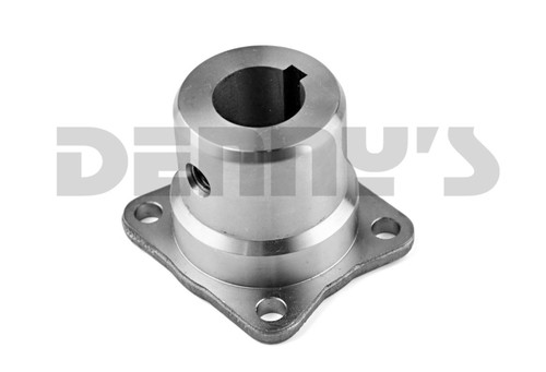 Dana Spicer 1-1-143 Companion Flange 1000/1110 series Fits 1 inch Round Shaft with .250 KEY