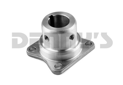 DANA SPICER 2-1-293 Companion Flange 1280/1310 series Fits 1.125 inch Round Shaft with .250 KEY