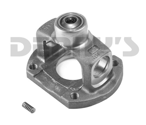Dana Spicer 212024X Double Cardan CV Flange Yoke 1350 series fits FORD with 4.25 inch bolt circle and 2 inch pilot on front or rear transfer case flange
