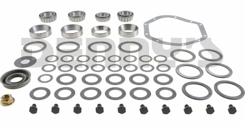 DANA SPICER 2017099 Differential Bearing Master Kit Fits 2001 - 2006 Jeep Wrangler TJ and 2004 - 2006 Jeep Wrangler TJ Unlimited with DANA 44 REAR