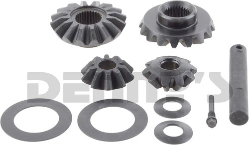 Dana SVL 10020477 INNER GEAR KIT SPIDER GEARS fits 1978 to 1987 Chevy GMC Jimmy Blazer K5, K10, K15, K20, K25, K30, K35 with 8.5 inch 10 Bolt FRONT differential with 28 spline axles