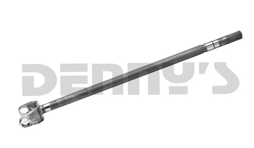 AAM 40022772 Right Inner Axle fits 2003 to 2009 DODGE Ram 2500, 3500 with 9.25 inch Front Axle 1485 series