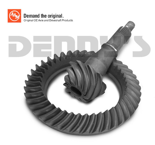 AAM D925410GS-2 Ring and Pinion Gear Set 4 10 Ratio fits