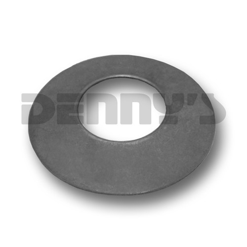 Dana Spicer 13338-3 Thrust Washer for Dana 44 cupped to fit small spider gear fits both OPEN DIFF and TRACK LOK Dana 44 REAR 1997 to 2006 Jeep TJ Wrangler