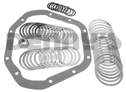 DANA SPICER 708020 DIFF and PINION SHIM KIT for Ford, Dodge, Chevy, GMC with Dana 60, 61