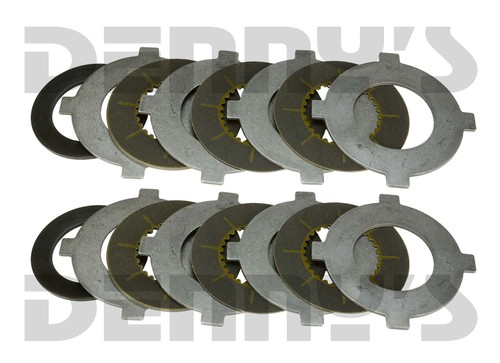 Dana Spicer 2003819 Trac Lok Positraction Clutch Plate KIT for Dana 70, Dana 80 fits 1988 to 2013